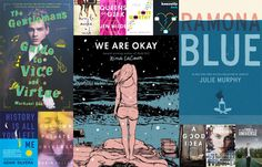 The best thing about writing these posts is every year is seeing how consistently they grow. And I don't just mean that in number; LGBTQIAP YAs have grown in every direction in the past couple of years. Where it used to be a struggle to find books that weren't entirely centered on coming o