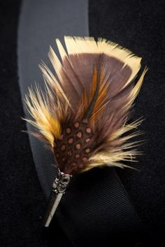 Feather pin 14