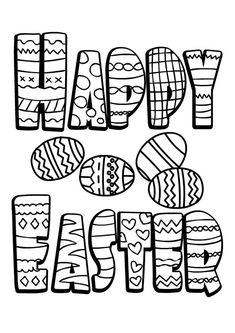 Top 25 Easter Coloring Pages for Your Little Ones