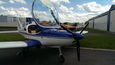 Bristell NG-5 RG - a very nice light aircraft for sale! #flying