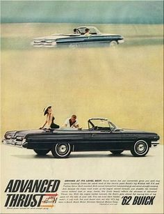 1962 Buick LeSabre Convertible