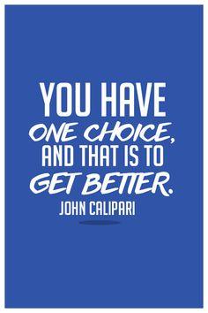 """John Calipari Quote on Print. See more at www.finesportsprints.com #calipari #sportsquote #wildcats"""