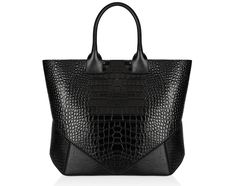 Givenchy Croc-Embossed Easy