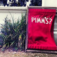 Pimms | by Roger Quimbly