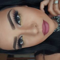 If you have brown eyes, this look is great for you!