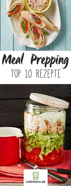 Meal Prep - 50 recipes for pre - cooking Chefkoch.de - Meal prepping – the new pre-cooking! Meal prepping – the new pre-cooking! Meal prepping – the - Paleo Meal Prep, Lunch Meal Prep, Meal Prep Bowls, Meal Prep Low Carb, Lunch To Go, Healthy Lunches For Work, Prepped Lunches, Paleo Recipes, Healthy Dinner Recipes