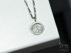 Pendant Pendants, Necklaces, Silver, Handmade, Jewelry, Hand Made, Jewlery, Money, Bijoux