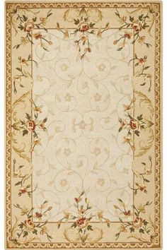Melody Area Rug - Hooked Rugs - Wool Rugs - Rugs | HomeDecorators.com