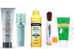 5 Sunscreens We Love for Summer #SelfMagazine #Beauty