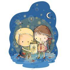 Fireflies - Rachelle Anne Miller