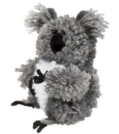Cuddly Pom Pom Kits - Koala