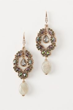 Athena Earrings from BHLDN