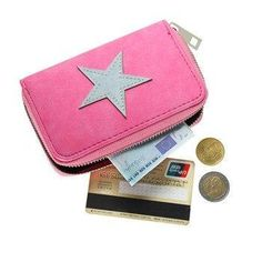 df5898cf219e Lovely Small Women Wallets Leather Purse Brand Short Wallet Best Gift Star  Girls Wallet Card Holder Mini Lady Coin Purse 500609 #leatherpursebrands #  ...