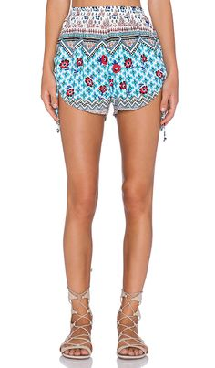 Shop for MINKPINK Sky High Side Tie Short in Multi at REVOLVE. Free 2-3 day shipping and returns, 30 day price match guarantee.