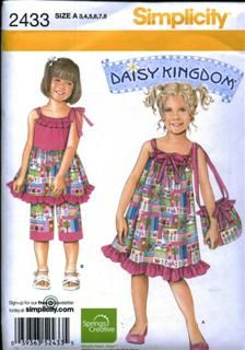 Cute Daisy Kingdom patterns are available at pagesandprint.com