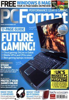 PC Format Magazine - www.pcformat.techradar.com    #pcformat #magazine #techradar #futurepublishing #bathjobs #londonjobs #futurejobs Future Jobs, Best Rated, Magazine, Warehouse, Magazines, Newspaper
