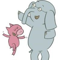 Elephant and Piggie Series
