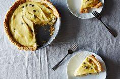 Sour Cream-Raisin Pie, a recipe on Food52