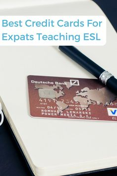 Here's an informative article about taking a credit card outside of the United States as an English teacher. It's an interesting read! Country Information, Job Information, Teaching English Online, Best Credit Cards, Esl, Lesson Plans, Teacher, United States, Activities