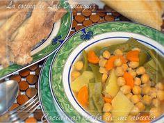 Cocido al estilo de mi abuela, Receta por Lolioctubre1963 - Petitchef