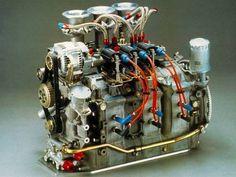 Mazda rotor race engine