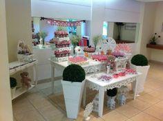 FESTA CLEAN Cha de bebe  Aluguel de decoração para festa provençal Para orçamento favor informar a data e o endereço completo da festa ;)