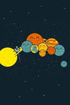 Pluto would be me in family pictures...