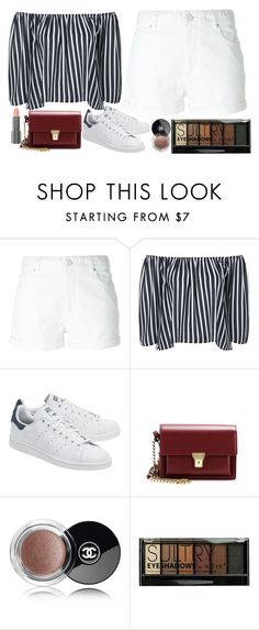"""Untitled #168"" by nthomen on Polyvore featuring Étoile Isabel Marant, Topshop, adidas Originals, Yves Saint Laurent, Chanel, Boohoo, Easy Spirit, women's clothing, women and female"