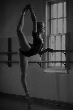 ballet.....strength......