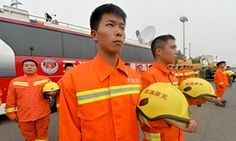 Tianjin explosions: warehouse 'handled toxic chemicals without licence' – reports - THE GUARDIAN #Tianjin, #Explosion, #China, #World