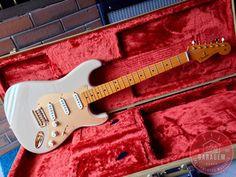 Fender Mex 60th Stratocaster 50s Classic Player Desert Sand
