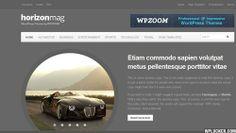 Free Horizon Premium Wordpress Theme ver 1.0 - http://wordpressthemes.im/free-horizon-premium-wordpress-theme-ver-1-0/