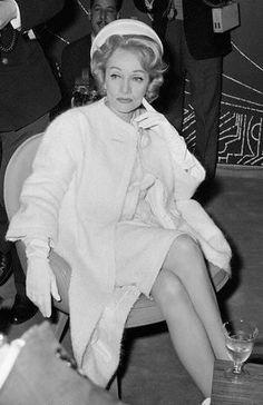 Marlene Dietrich in Paris, 1962