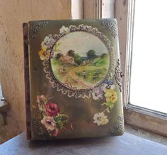Victorian Photo Album Denver Colorado by marybethhale on Etsy