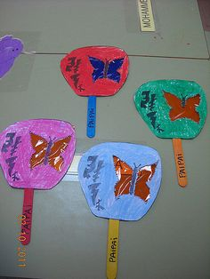 ESOS LOCOS BAJITOS DE INFANTIL: MANUALIDADES DE CHINA School Projects, Projects For Kids, Art Projects, Crafts For Kids, China For Kids, Chinese Crafts, New Year Art, World Thinking Day, Art Lesson Plans