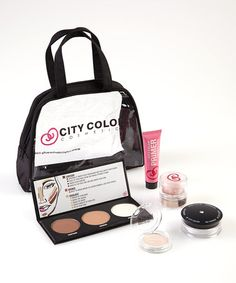 Another great find on #zulily! Contour & Bronze Cosmetics Set #zulilyfinds