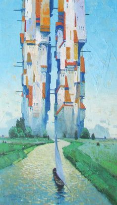 Vytautas Laisonas, 1965 | Magic Realism painter | Tutt'Art@ | Pittura • Scultura • Poesia • Musica