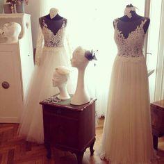 Belezas deslumbrantes by Solaine Piccoli #vestido #dress #wedding Vestido Dress, Headpieces, Wedding Dresses, Fashion, Valentines Day Weddings, Beauty, Ideas, Stuff Stuff, Wedding