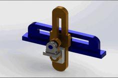 Slider Crank - STEP / IGES, STL, SOLIDWORKS, Other - 3D CAD model - GrabCAD