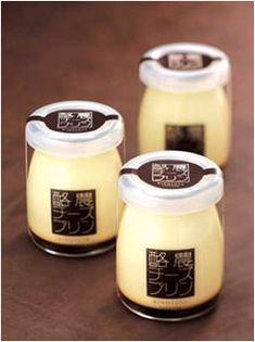 The Merlin Conspiracy Yogurt Packaging, Jar Packaging, Honey Packaging, Dessert Packaging, Bakery Packaging, Design Packaging, Japanese Sweets, Japanese Food, Japanese Bakery