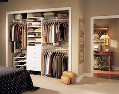 Custom Closet - traditional - closet - detroit - Custom Closet & Garage, Terry Hill
