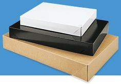 Shirt Boxes, Apparel Boxes in Stock - ULINE