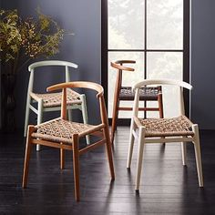 John Vogel Chair + Sets #westelm