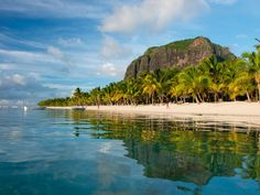 Le Morne Brabant, Mauritius - Home to 54 countries, Africa has something for everyone.