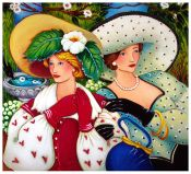 Meg and Peg~Oh I want this one in the largest size I can get if I can~sooo  pretty enlarged..Linda Carter Holman