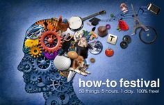 Louisville Free Public Library's How-To Festival