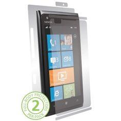 Nokia Lumia 900 Full Body Protectors by BodyGuardz