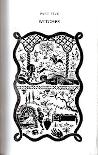 Corinna Sargood illustration for Angela Carter's Book of Fairy Tales.