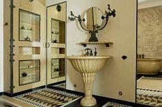 Bathroom of Jeanne Lanvin, Armand-Albert Rateau, 1924/1925