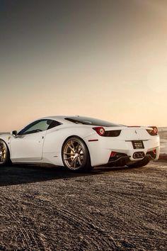 Motorsports Ferrari 458 with HRE in Satin Bronze. Photo by Clifford Sutrisno. Cool Stuff We Like Here @ ------- ------- TAG Motorsports Ferrari 458 ItaliaCool Stuff We Like Here @ ------- ------- TAG Motorsports Ferrari 458 Italia Ferrari 458, Maserati, Rolls Royce, Aston Martin, Bmw, Carros Audi, Porsche 918 Spyder, Porsche 911, Exotic Sports Cars